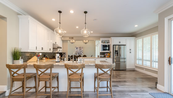 Kitchen Remodeling installed by Douglasville Home Improvement